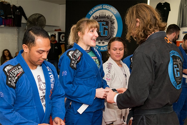 BJJ GRADING – SATURDAY 24th NOVEMBER