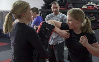 Women's Self Defence 2-Day Workshop
